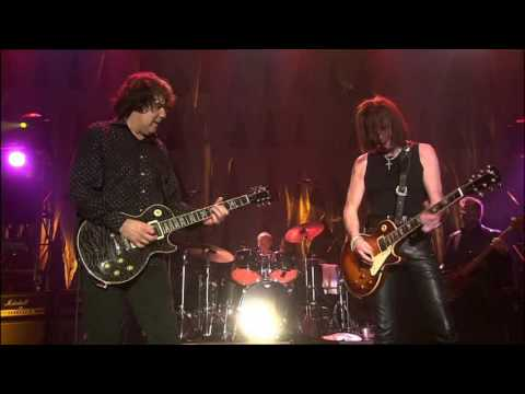 GARY MOORE & Friends- Emerald- Still In Love With You- Black Rose (Live 2005)
