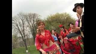 Lena Miclaus si Alex de la Orastie - Nu-i tiganca in tiganie