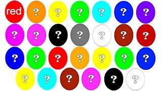Aprende as Cores e Escreve em Inglês   Learn the Colors in English by Disney Magic Toys Video HD
