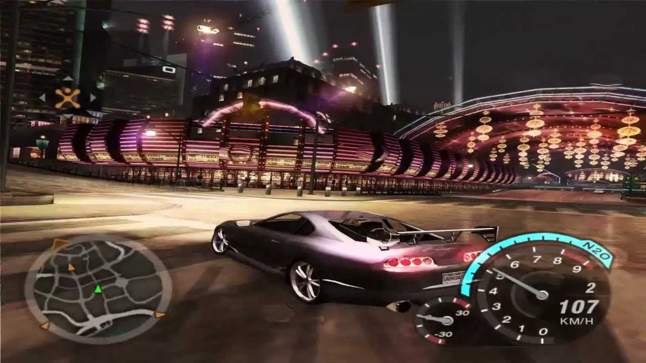 pc need for speed underground 2 gameplay free run. Black Bedroom Furniture Sets. Home Design Ideas