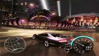 [PC] Need For Speed - Underground 2 - Gameplay [Free Run]