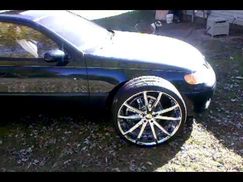 Lexus Gs300 On 2224 Youtube