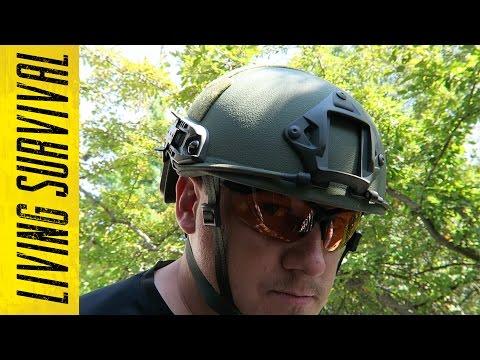 CPG Ballistic Helmet Review