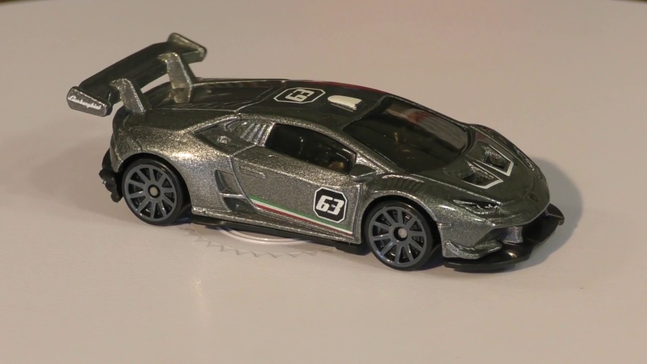 2016 Hot Wheels P Case Lamborghini Huracan LP 620-2 Super ...