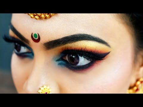 Maharashtrian Traditional Bridal Makeup By Kamini Bhoir / Cont .9923292223