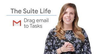 Drag Email to Tasks - The Suite Life