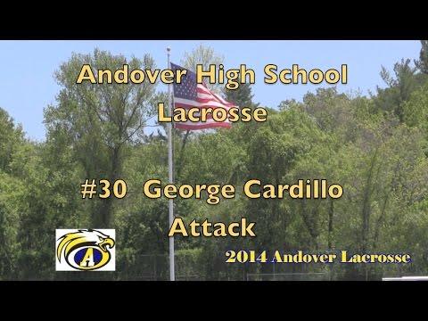 2014 AHS LAX #30 George Cardillo Highlights
