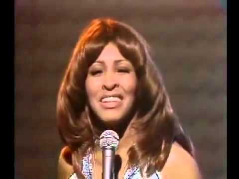 Ike & Tina Turner - I Can't Turn You Loose & Proud Mary - 1973