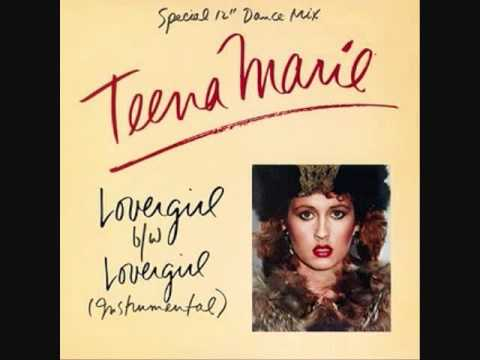 Teena Marie -  Lovergirl Instrumental