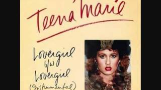 Teena Marie -  Lovergirl Instrumental