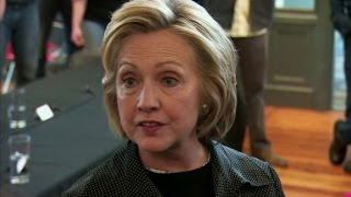 Hillary Clinton: I want my email released ASAP
