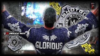 "WWE 2K - Universe Mode - WWE Shotgun Saturday Night #3 - ""It Will NEVER Be Over!"" (231)"