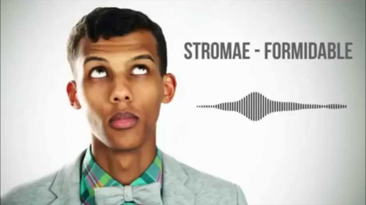 sonnerie formidable stromae