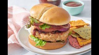 Bbq Chicken Burgers - Best Burger Recipes - Weelicious