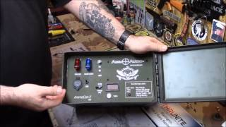 this 50 cal ammo can defines badassery