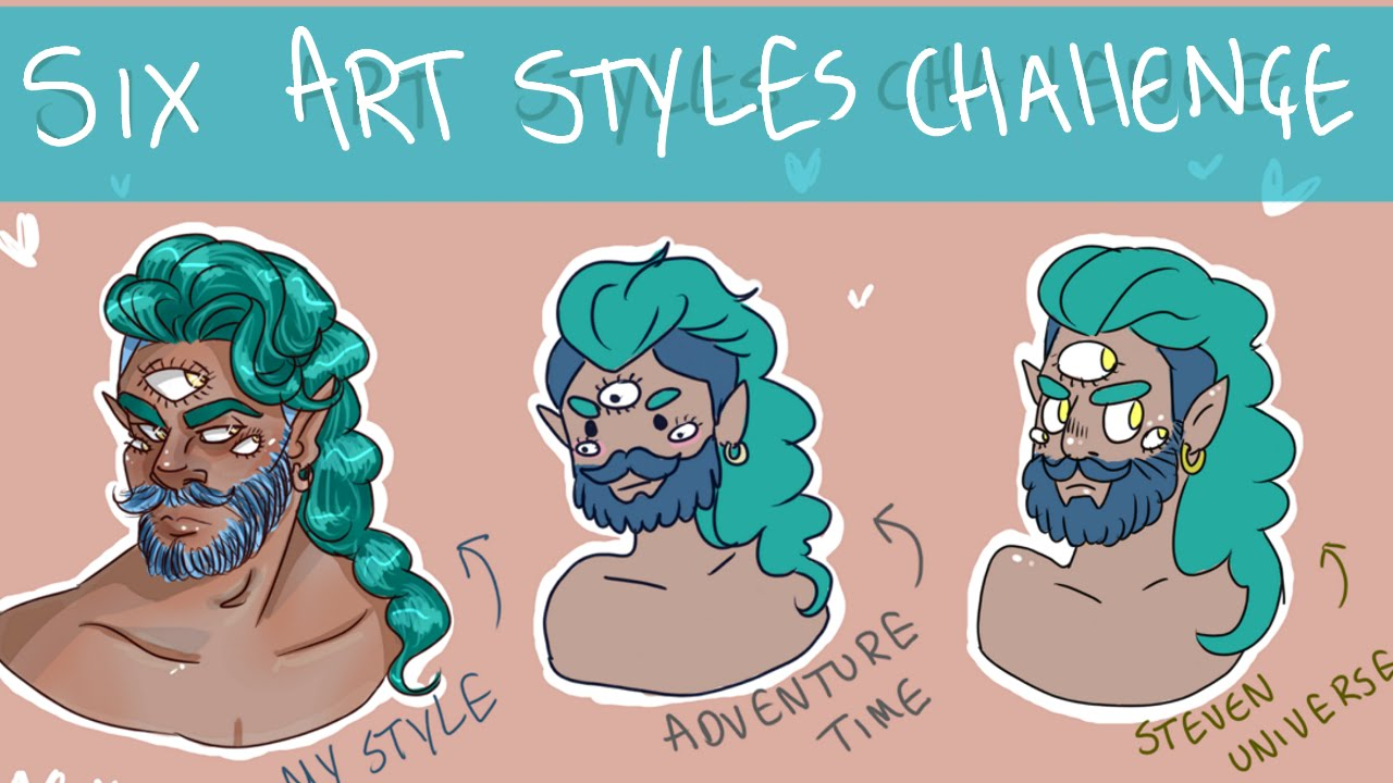 my artistic style How to develop your own drawing style i was able to pick and choose which of those i felt would progress my art the furthest more.