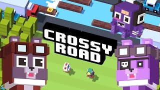 Crossy Road Unlocked Shooty Skies Character Shooty Cat