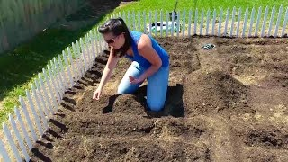 Learning to Plant a Garden