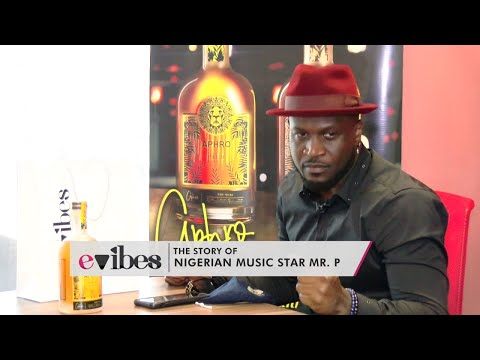 E Vibes with Becky: The Story of Nigerian Music Star Mr. P on JoyNews (17-2-21)