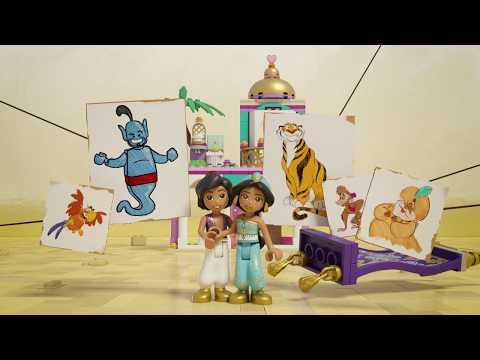 lego-disney-aladdin-–-jasmine's-story!