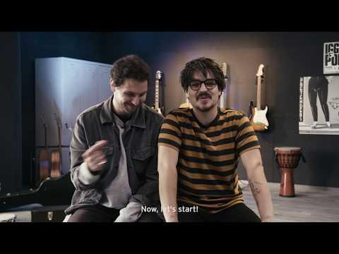 Milky Chance Music School Kassel I Levi's® Music Project