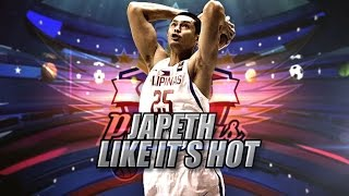 Japeth Like Its Hot | SEABA 2017