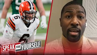 Baker's future with Browns is on the line if he loses to Steelers | NFL | SPEAK FOR YOURSELF