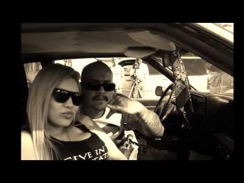 DOLOR DE AMOR - BABYDOLL FT ESE PLAYBOY -BRS (THA MIXTAPE) OFFICIAL LYRIC VIDEO-NEW CHICANO RAP 2013