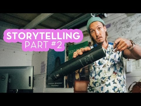 How to MASTER Storytelling   Part 2
