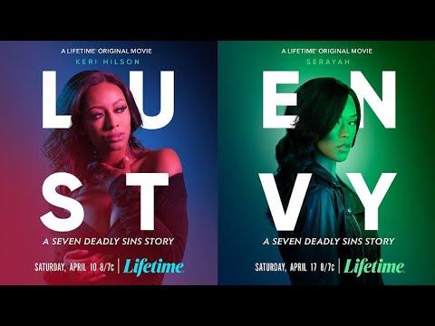 """Download TD Jake's """"Lust: A Seven Deadly Sins Story Premieres April 10th, 8 P.M ET/P on Lifetime"""