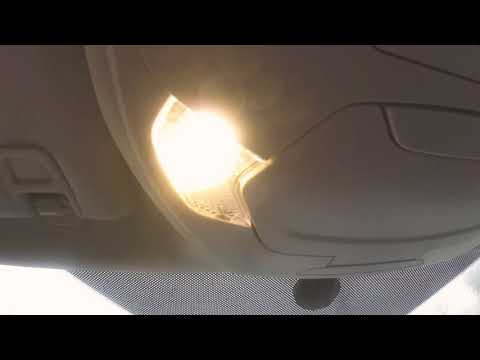 INTERIOR LIGHTS OPERATION FORD FOCUS- HOW TO