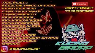 Download lagu Ku Sulam Rindu Di Dada Hard Dugem Nonstop Kucingbiadap™ Request by Manjaa