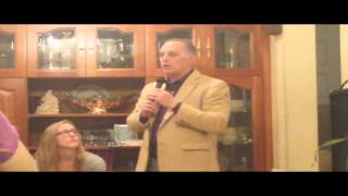 Andy Biggs Fireside- May 30, 2015