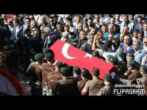 Polis özel harekat Osman Öztunç Türk'ün Türküsü