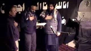Noha in Urdu - Amma Fizza bata dey mujhko