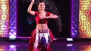 Karnatika cm swami's wife dance performance