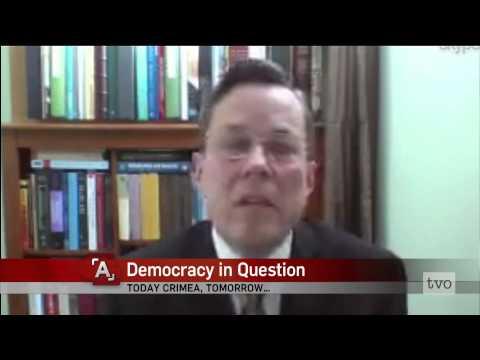 Exporting Democracy Eastward