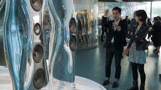 Ross Lovegrove Convergence Exhibition at Centre Pompidou