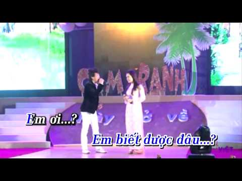 Lý Phận Người - Dương Ngọc Thái ft Giáng Tiên KARAOKE (Demo Only)