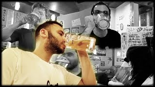 Reckful learns how to chug a beer