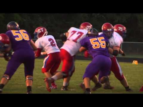 Gridiron Glory: Zane Trace v. Wheelersburg Preview