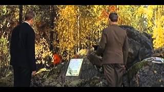 А зори здесь тихие 2 серия 1972  эпизод памятник