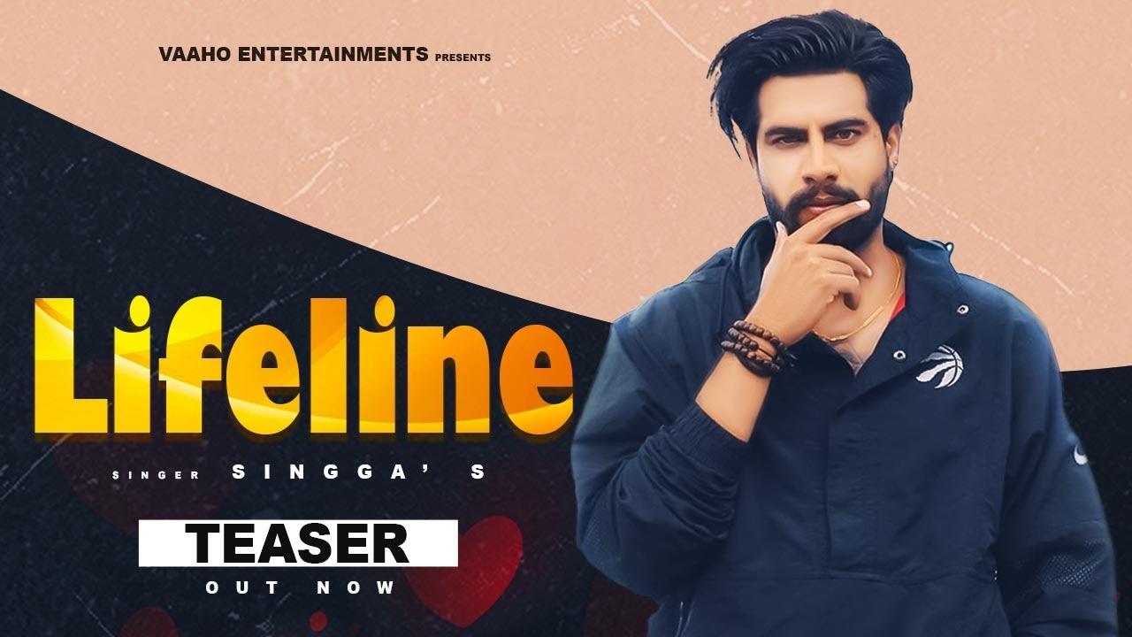 Download Lifeline - (Teaser)   Singga   Isha Sharma   Latest Punjabi Song 2021   Releasing 7th October 2021