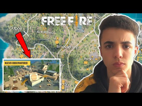 NUEVOS CAMBIOS en el MAPA BERMUDA de FREE FIRE!! - Jonbtc