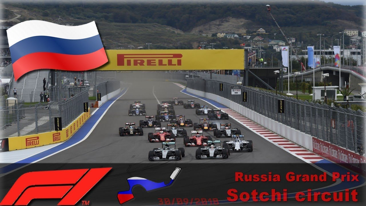 formule 1 grand prix de russie sotchi le 30 septembre 2018 youtube. Black Bedroom Furniture Sets. Home Design Ideas