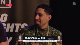 Gambar cover Danny Garcia Reacts To Redkach Biting Him, Talks Jake Paul vs. AnEsonGib
