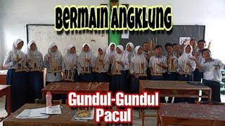Angklung - Gundul Gundul Pacul (SMPN 1 WARUNGGUNUNG)