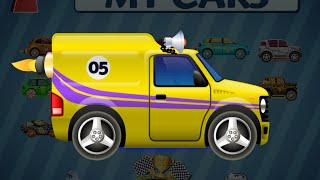 Dream Car Supersonic Van