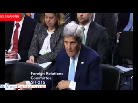 "John Kerry tells Senate Committee Obama ""will not put American ground troops into Iraq"""