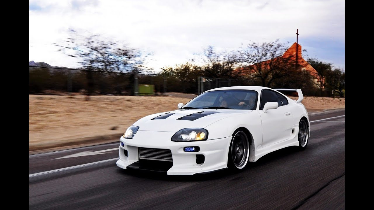 Fast Amp Furious Part 2 Toyota Supra Walkthrough